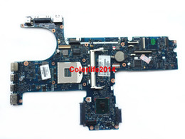 Wholesale Laptop Motherboard Hp Probook - For HP Probook 6450B 6550B 613293-001 HM57 PGA989 DDR3 Laptop Motherboard Mainboard Working perfect