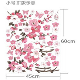 Wholesale Generation Sticker - 10pcs wall stickers home decor New DLX739D three generations transferable PVC transparent film decorative wall stickers decoration wall stic