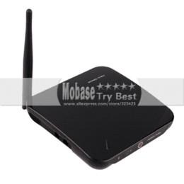 Wholesale Cs968 Quad Core Rk3188 - CS968   TV01 Android TV Box Quad Core Smart TV Receiver Webcam Microphone RK3188 1.6GHz 2G 8G HDMI AV USB RJ45 OTG WiFi