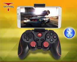 großhandel bluetooth joystick android Rabatt Terios T3 Wireless Bluetooth Gamepad Controller Joystick für Smart-Android-Handy Samsung Tablet PC