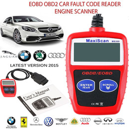 Wholesale Chrysler Chevy - MaxiScan MS309 Autel CAN OBDII OBD2 EOBD Diagnostic Scanner Tool Code Reader