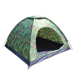 abri de plage Promotion Vente en gros-Grand Espace Tente de 4 personnes Sun Shade Shelter Randonnée en plein air Voyage Camping Napping Ultralight Auvent de pêche Party Tentes de plage