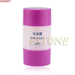 Al por mayor- 3 en 1 viajes de plástico vacío champú piel baño crema botella de almacenamiento conjunto de contenedores desde fabricantes