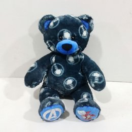 Wholesale Birth Cool - Wholesale-Free shipping New Original 1pcs 45cm=17inch Build A Bear high quality bear plush,Cool Thor Character bear plush