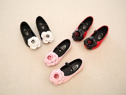 Wholesale Kids Wholesale Fashion Shoes China - 2015 children leather shoes wholesale,fashion flower princess single shoes,fall girls running shoes,china kids dancing shoes.5pairs 10pcs.TP