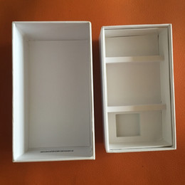 Wholesale Iphone 5s Phone Only - Cell Phone Boxes For iphone 4 4S iphone 5 5C 5S iphone 6 6S Plus ( Empty Box Only ) Without Accessories 200pcs