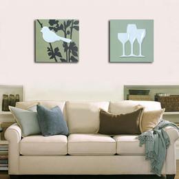 Type de chambre minimaliste moderne peinture décorative le salon canapé en céramique peintures entrée peinture cadre de peinture ? partir de fabricateur