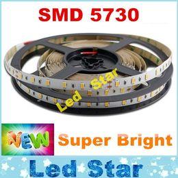 Wholesale Pc Chips - Ultra Bright Led Strips Lights smd 5730 5m 300 LEDs Waterproof Non-waterproof 12V Led Lights Strip 40-45lm smd Chips