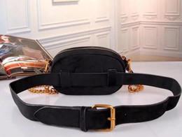 Wholesale Chain For Waist - High quality Velvet Waist Bags shoulder bag designer Cross Body Satchel for women winter and spring handbag chain bags