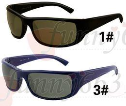 2019 fábrica de óculos de sol da marca Hottest MAN Estilos Óculos De Sol Óculos Big Frame Óculos De Sol Da Marca Designer SPORT Óculos De Sol para Homens e Mulheres de Alta Qualidade Preço de Fábrica fábrica de óculos de sol da marca barato