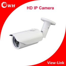 Wholesale Outdoor Camara - CWH-W6202C20L7 1920*1080P IP CCTV Camera Security CCTV Camara with Bracket and white color and IR Distance security waterproof IP Camera