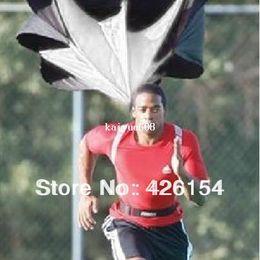 "Wholesale parachute running chute - Free Shipping New style 40"" Speed Training Resistance Parachute Umbrella Running Chute Hot selling"