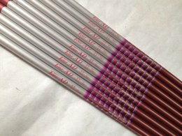 Wholesale Tours Ad Shaft - 10PCS Tour AD SL-5 Graphite Shaft 0.375 Tip Size R1 Flex for Golf Irons EMS Shipping
