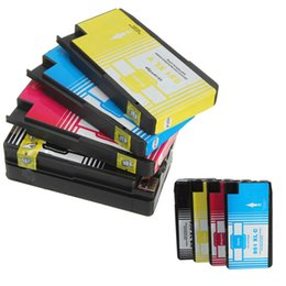 Wholesale New Compatible Hp Ink Cartridge - Printer Supplies 4x New Multicolor Compatible Ink Cartridge With Chip For HP 950XL 951XL Officejet Pro 8100 8600 order<$18no track