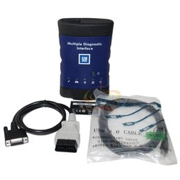 Wholesale Gm Tech Interface - MDI Scanner Vauxhall   Opel GM MDI (Tech 3) OEM Level Multiple Diagnostic Interface WIFI Optional support Global TIS GDS 2 Tech2Win software