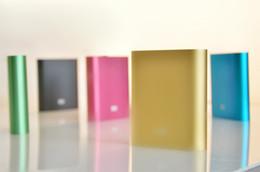 alimentation du chargeur de batterie électrique externe Promotion Banque d'alimentation de Xiaomi 10400mah MI power bank USB chargeur de batterie portable externe alimentation de téléphone portable