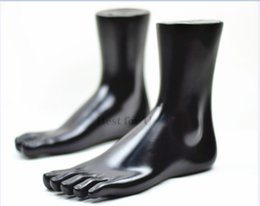 Wholesale Foot Mannequins - New Style Sock Mannequin Foot Sock Foot Mannequin High Quality On Sale