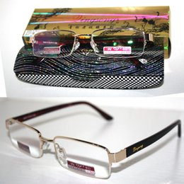 wholesale titanium golden frame vintage gentlemen antireflective coating non spherical minus shortsigted custom made glasses 1 to 10 from dropshipping