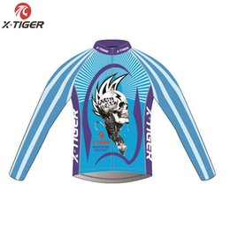 Wholesale Thermal Clothes For Men - Wholesale-Winter Thermal Mountian Bicycle Maillot MTB Racing Bike Clothing With Super Warm Fleece Long BIB Cycling Pants For Man