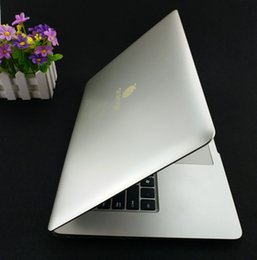 Wholesale Laptop 14 Thin - 14 inch ultra thin laptop, new quad core light, portable, student office games, laptop computers, low prices