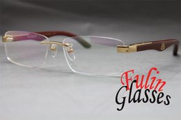 Wholesale Classic Eyeglasses - Popular MAYBACH THE ARTIST 8882199888 Wood Eyeglasses