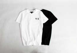 Wholesale Shirt Y - Y 3 Tshirt kanye west T Shirt Men Women Justin Bieber Clothing Jesus Religion Tee Shirt Cut palace T-shirt