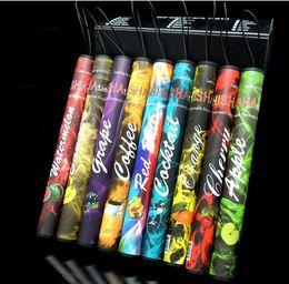 Wholesale Cheap Wholesale Electronics Hookah - Cheap Price E ShiSha Time Disposable Cigarette E HOOKAH 500 Puffs Various Fruit Flavors Colorful SHISHA TIME Pens Electronic Cigarette DHL