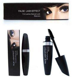 Wholesale Wholesale Natural Looking False Lashes - FREE SHIPPING makeup 2016 newest False Lash Effect Natural Look Mascara 13.1ML(12pcs lot)
