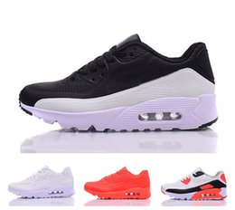 Wholesale Ultra Moire - Hot Sale Men 90 ULTRA MOIRE Running Shoes Online Discount Trainers Breathable Lace Up Sneakers Sport Shoes Size EU40-45