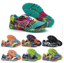 Wholesale Gel Cut - Running Shoes For Women Gel-Noosa TRI 9 IX New Color Lightweight Walking Free Shipping Sport Shoes Size 40-45