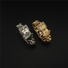 Canada Bracelet Chaîne Classique Belle Ceinture Bracelet avec Strass Idées Charme Prom Euramerican Style Designer Bracelets B204 Offre