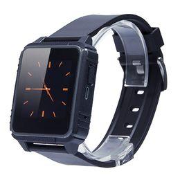 Wholesale Water Proof Phone Watches - Digital Sport Smart Wrist Watch Phone Sultra W08 1.54 Inch IP68 Waterproof Shockproof Dustproof Smartwatch for Men ladies with SIM GSM