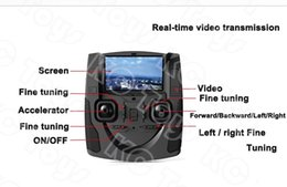 Wholesale hubsan quadcopter fpv - Wholesale-Hubsan X4 H107D FPV Drone RC Quadcopter with HD Camera FPV w  5.8G 4CH 6 Axis LCD Transmitter Remote Control Helicopter RTF
