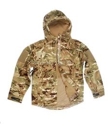 Wholesale Heavy Fleece Jacket - Fall-HELIKON TACTICAL PAINTBALL HUNTING HEAVY FLEECE JACKET MTP CAMO IN SIZES-34164