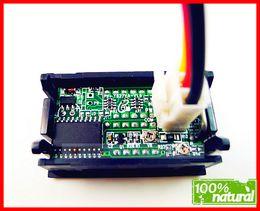 Wholesale voltmeter car - Wholesale-YB27VA DC 4.5-30V   10A 12V,24V car Volt Amp Meter Digital Amperemeter Voltmeter Ammeter DC Voltage Panel Red LED