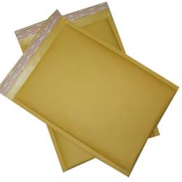 240 MM * 360 MM 9.5 inç * 14.2 inç Sarı kraft postaları çantası kabarcık mailler zarflar posta çantası ücretsiz kargo nereden