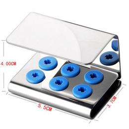Wholesale Nsk Tips - Dental Ultrasonic Scaler Tip Holder Stand fit EMS SATELEC KAVO NSK SIRONA Tip