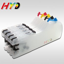 Wholesale Ink Dcp - LC123 Refill ink cartridge with auto reset chip for Brother MFC-J6520DW, MFC-J6720DW, MFC-J6920DW, DCP-J152W, DCP-J132W, DCP-J552DW Printer