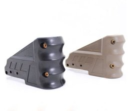 Wholesale Grip M16 - Tactical Magazine Well Grip For AR15 m4 m16 Hunting Black Dark Earth