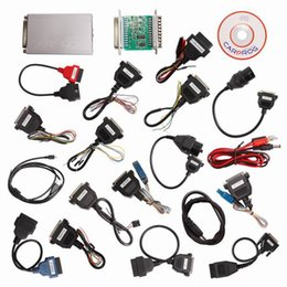 Wholesale Auto Mileage Correction Tools - CARPROG Full V9.31 Professional comprehensive complete Auto repair scan tool car prog v 9.31 all software Free Shipping