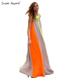 Cheap long flowy summer dresses