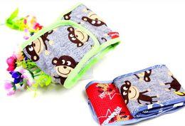 Wholesale Sanitary Male - 2015 new 100pcs New Pet Sanitary Shorts Male Dog Diaper Underwear Lovely Random Color 5 Sizes
