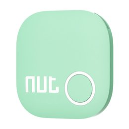 Wholesale Ipad Ios - Smart Tag Nut 2 Activity Tracker Bluetooth Mini Finder for Lacating Kids Pet Key Wallet Alarm Locator for Android iOS Smartphone iPad