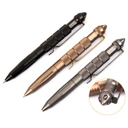 Wholesale Survival Climbing - New Arrival LAIX Tactical Pens Writing Pen Personal Security Self Defensive Pens Survival Protection Pen Drop Shipping