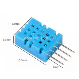 Wholesale Humidity Arduino - Wholesale-5pcs lot High Quality DHT11 Digital Temperature and Humidity Sensor For Arduino Raspberry Pi DHT11 Humidity Sensor Replace SHT11