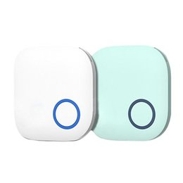 Wholesale Car Tracking Alarms - S5Q Bluetooth Anti-lost Smart Anti-theft GPS For Track The Location Finder Alarm AAAFGX