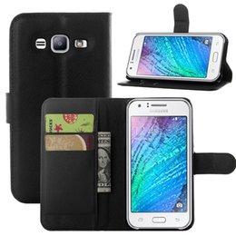 Wholesale Iphone Super Deals - Super deal classical series PU leather wallet cover folio case with stander for Samsung Galaxy A5 A7 A8 A3  J1 J5J J7 Z3 Grand Prime G530