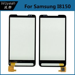 Wholesale Hd2 Touch Screen Digitizer - Replacement Black Touch Screen Digitizer Glass Lens For HTC HD2 T8585 Touch Panels Cell Phone Parts