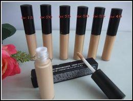 Wholesale Moisture Cover - HOT New Makeup Select Moisture Cover Cache-Cernes 5ML Concealer (12 pcs lot)+gift
