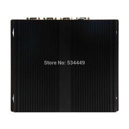Wholesale Cheapest Ssd - Wholesale-cheapest hot 1080p mini video micro pc mini pc nuc X26-DN D525 1.8G HZ 4G ram 64g ssd run Linux Ubuntu window 7